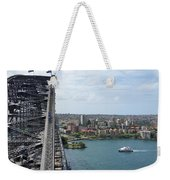 Australia - Kirribilli And Sydney Harbour Bridge Weekender Tote Bag