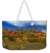 Autumn Crown Weekender Tote Bag