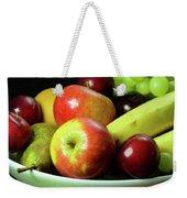 Autumn Fruit. Weekender Tote Bag
