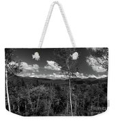 Autumn In The White Mountains Weekender Tote Bag