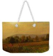 Autumn Landscape New England Weekender Tote Bag