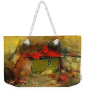 Autumn Rhapsody Weekender Tote Bag