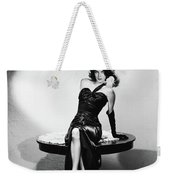 Ava Gardner Film Noir Classic The Killers 1946-2015 Weekender Tote Bag