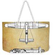 Avro Lancaster Bomber Weekender Tote Bag
