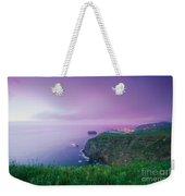 Azores Coastal Landscape Weekender Tote Bag