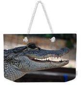 Baby Gator Weekender Tote Bag