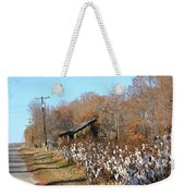 Back Roads Of Ms Weekender Tote Bag