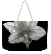 Backside Daffodil Dew Weekender Tote Bag