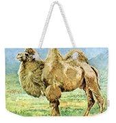 Bactrian Camel, Endangered Species Weekender Tote Bag