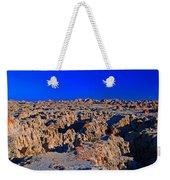 Badlands At Sunset Weekender Tote Bag