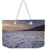 Badwater Salt Flats 1 Weekender Tote Bag