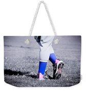 Ball Player Weekender Tote Bag