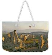 Ballooning In Cappadocia Weekender Tote Bag