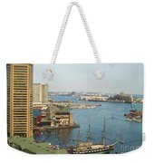 Baltimore Weekender Tote Bag