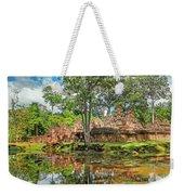 Banteay Srei Temple - Cambodia Weekender Tote Bag