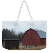 Barn And Shed Weekender Tote Bag