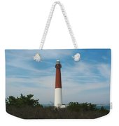 Barnegat Lighthouse - New Jersey Weekender Tote Bag
