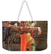 Barong Dancer Weekender Tote Bag