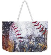 Baseball Art Version 6 Weekender Tote Bag