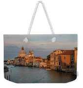 Basilica Di Santa Maria Della Salute, Venice, Italy Weekender Tote Bag