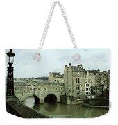 Bath, England Weekender Tote Bag