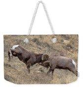 Battering Rams Weekender Tote Bag