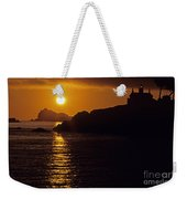 Battery Point Lighthouse Weekender Tote Bag