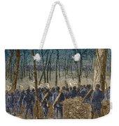 Battle Of The Wilderness, 1864 Weekender Tote Bag