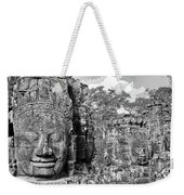 Bayon Faces  Weekender Tote Bag