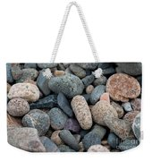 Beach Of Stones Weekender Tote Bag
