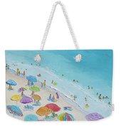 Beach Painting - Summer Love Weekender Tote Bag