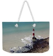 Beachy Head Lighthouse Weekender Tote Bag