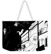 Beardsley: Yellow Book Weekender Tote Bag