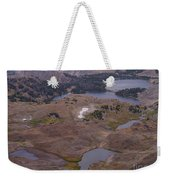Beartooth Highway Cirques Weekender Tote Bag