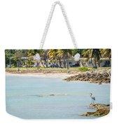 Beautiful Beach And Ocean Scenes In Florida Keys Weekender Tote Bag