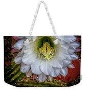 Beautiful Cactus Weekender Tote Bag