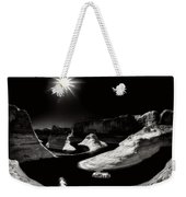 Beautiful Lake Powell Weekender Tote Bag