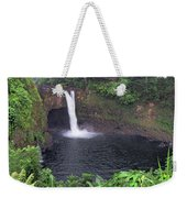 Beautiful Rainbow Falls 2 Weekender Tote Bag