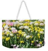 Beautiful Spring Flowers Weekender Tote Bag