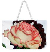 Beauty Rose Weekender Tote Bag