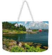 Bell Island Weekender Tote Bag