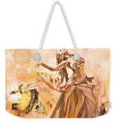 Belly Dance Weekender Tote Bag