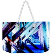 Beneath The Docks Weekender Tote Bag