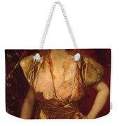 Benjamin Constant Weekender Tote Bag