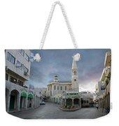 Bethlehem - Al Madbasa Street Weekender Tote Bag