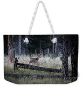 Big Buck Weekender Tote Bag