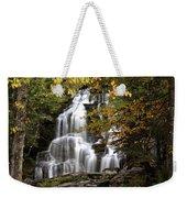 Bijoux Falls In Beautiful British Columbia Weekender Tote Bag