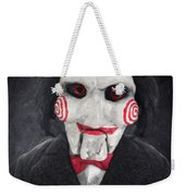 Billy The Puppet Weekender Tote Bag