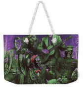 Bird Cage Theater Musicians Number 2 Tombstone Arizona Circa 1890-2009 Weekender Tote Bag