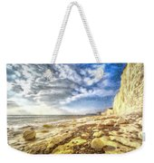 Birling Gap And Seven Sisters Art Weekender Tote Bag